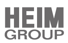 THE HEIM GROUP: Gender Experts Logo