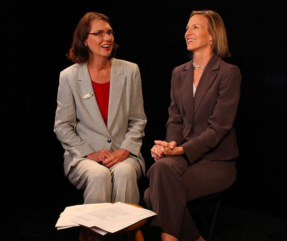 Pat & Tammy Gender Experts